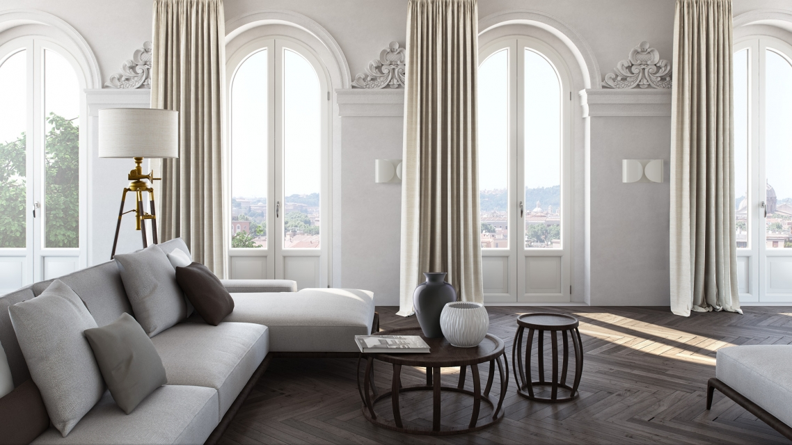 Finestre Nurith - Serie domus